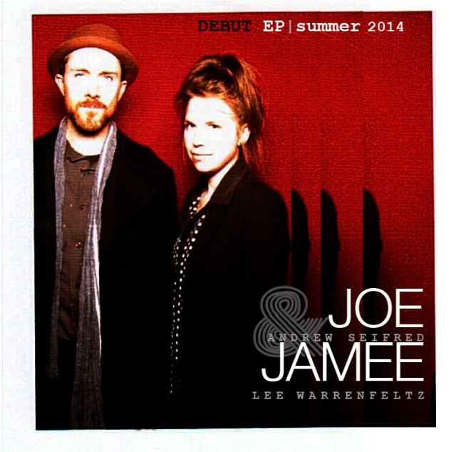Joe and Jamee | Debut EP Summer 2014